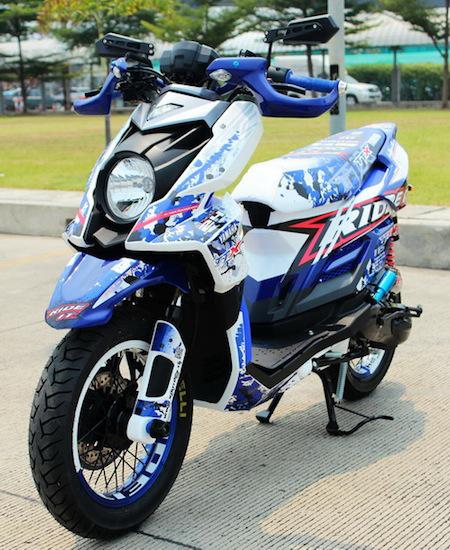 Yamaha Mau Produksi X Ride Silakan Ramboeistblast