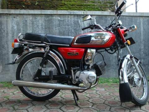 Nostalgia dulu - Yamaha L2 Super