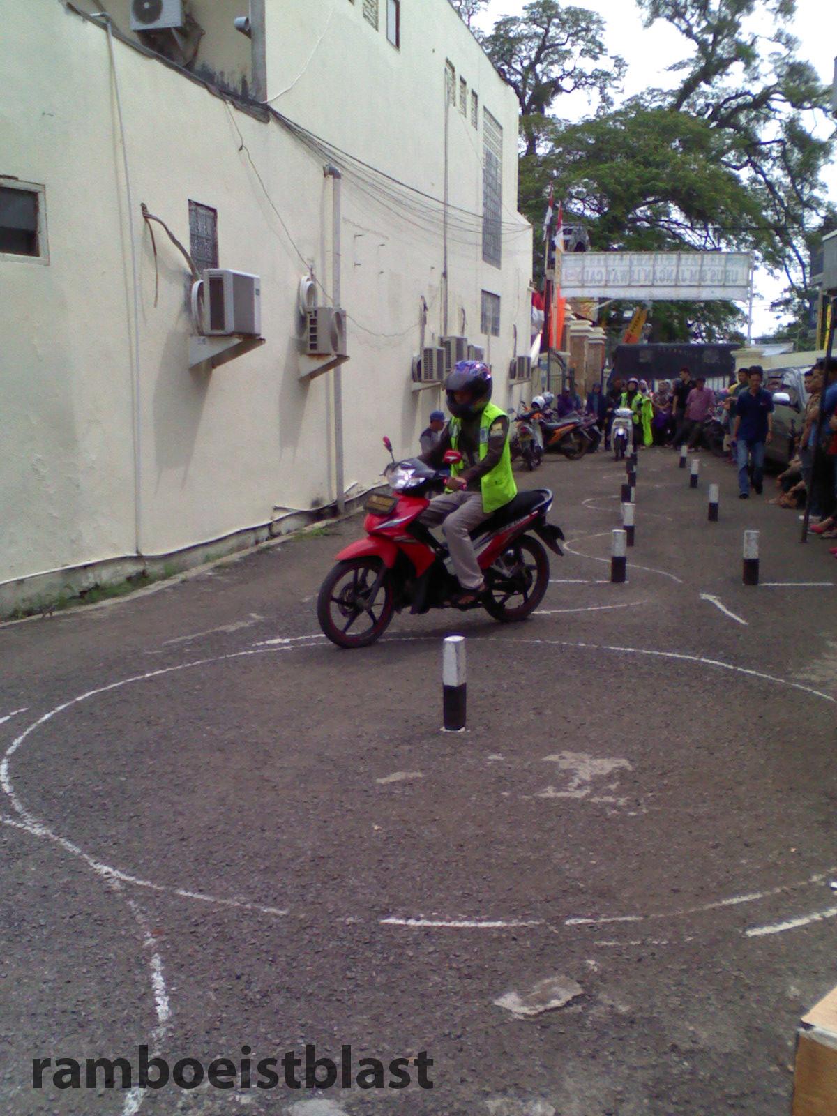 Bikin Sim C Di Polres Bekasi Ramboeistblast