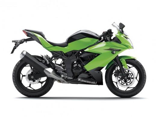 Lagi hot bro! Ninja 250 SL